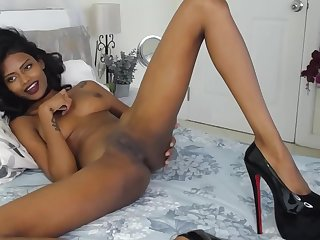 Naughty Brunnette Undressing In a Real Hot Show HD