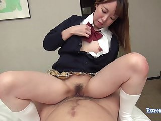 Jav Schoolgirl Sakura Fucks Uncensored Chubby Babe Concerning Big Round Ass Excellent Mediocre