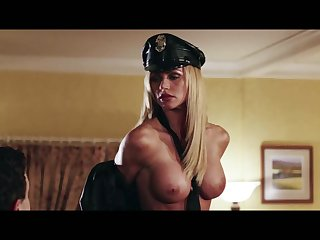 Cops and knockers compilation starring Alexandra Daddario and transformation actresses