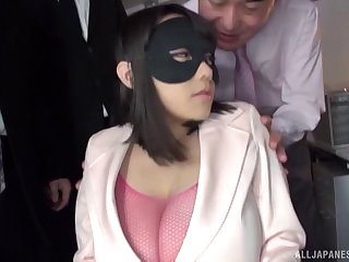 Smooth fucking and pangs be required of desirable Japanese Shibuya Kaho
